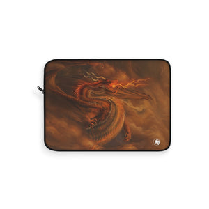 """The Desolation Bringer"" - Laptop Sleeve - Rey's Dragon"