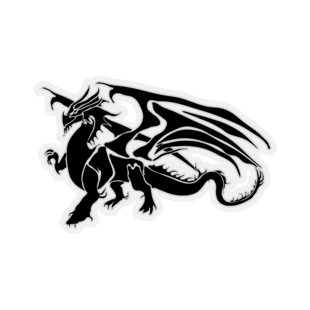 Royal Dragon Tattoo sticker - Rey's Dragon