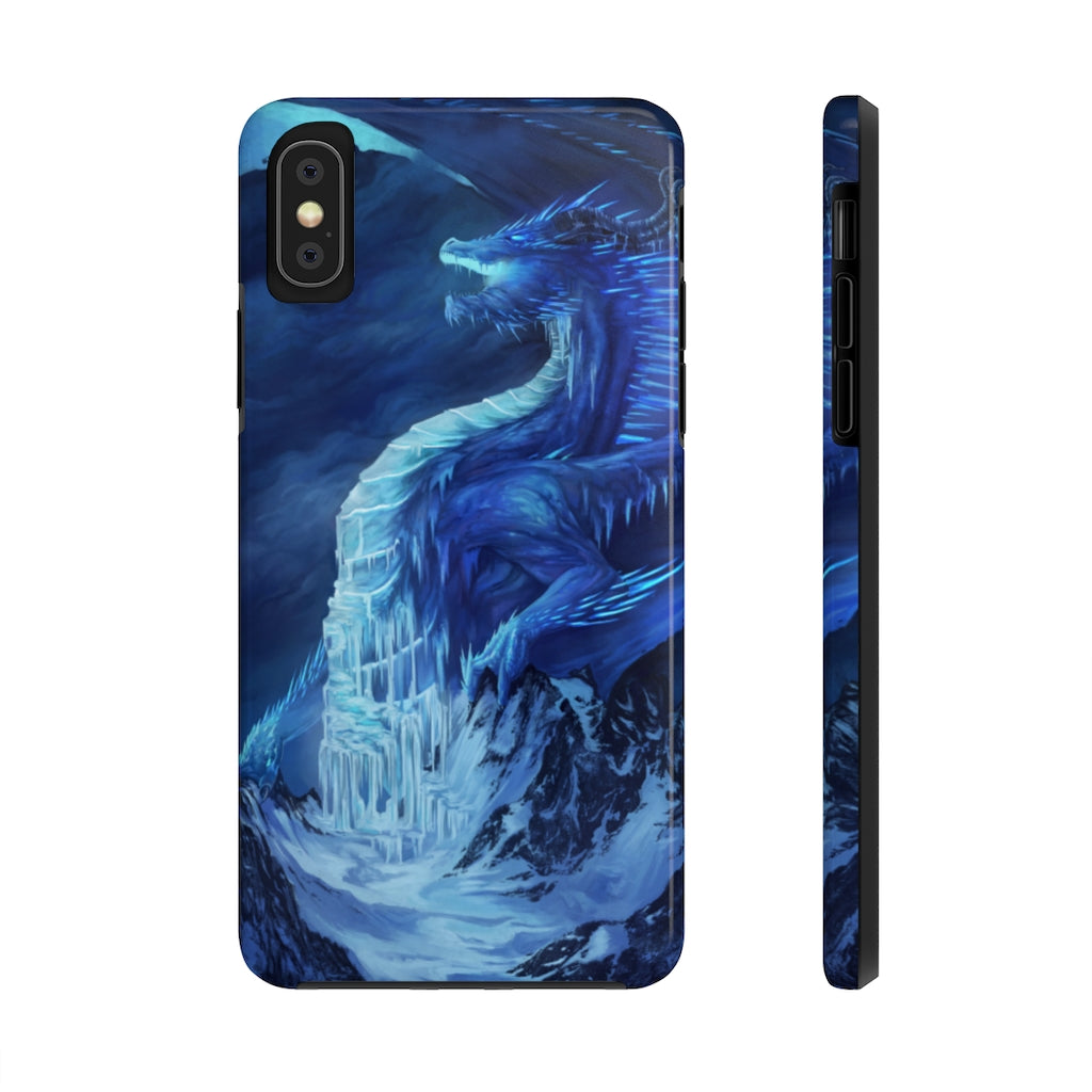 """The King of Winter"" phone case - Rey's Dragon"