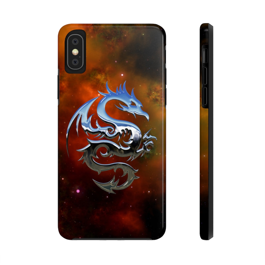 Space Style phone case - Rey's Dragon