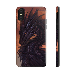 """Ebonheart"" phone case - Rey's Dragon"