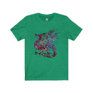 Colorful Dragon T-shirt - Rey's Dragon