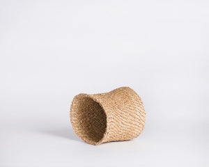 Xhosa Reed Basket - Pot