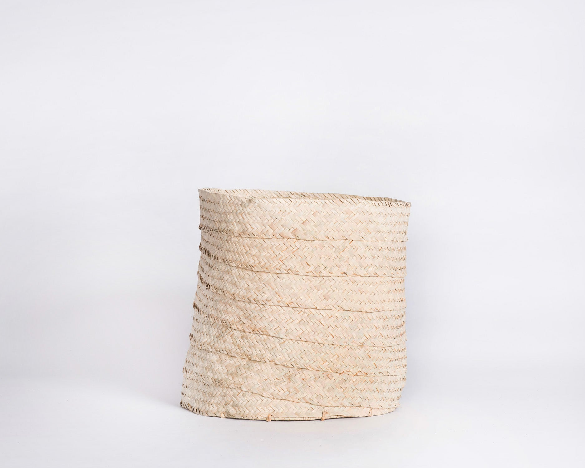 Laundry Basket Short - Natural
