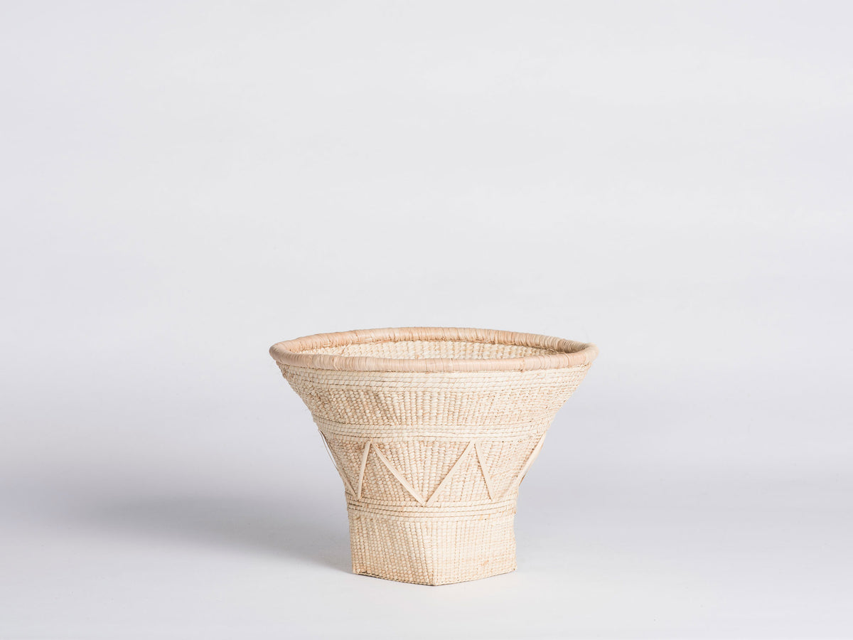 Picket Basket - Closed Weave