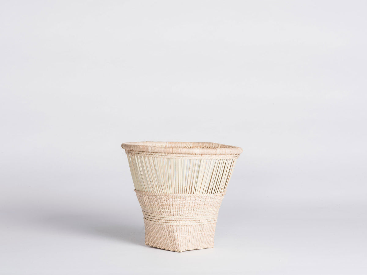 Picket Basket - Open Weave