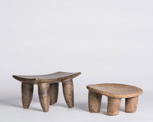 Senufo Stool - Small