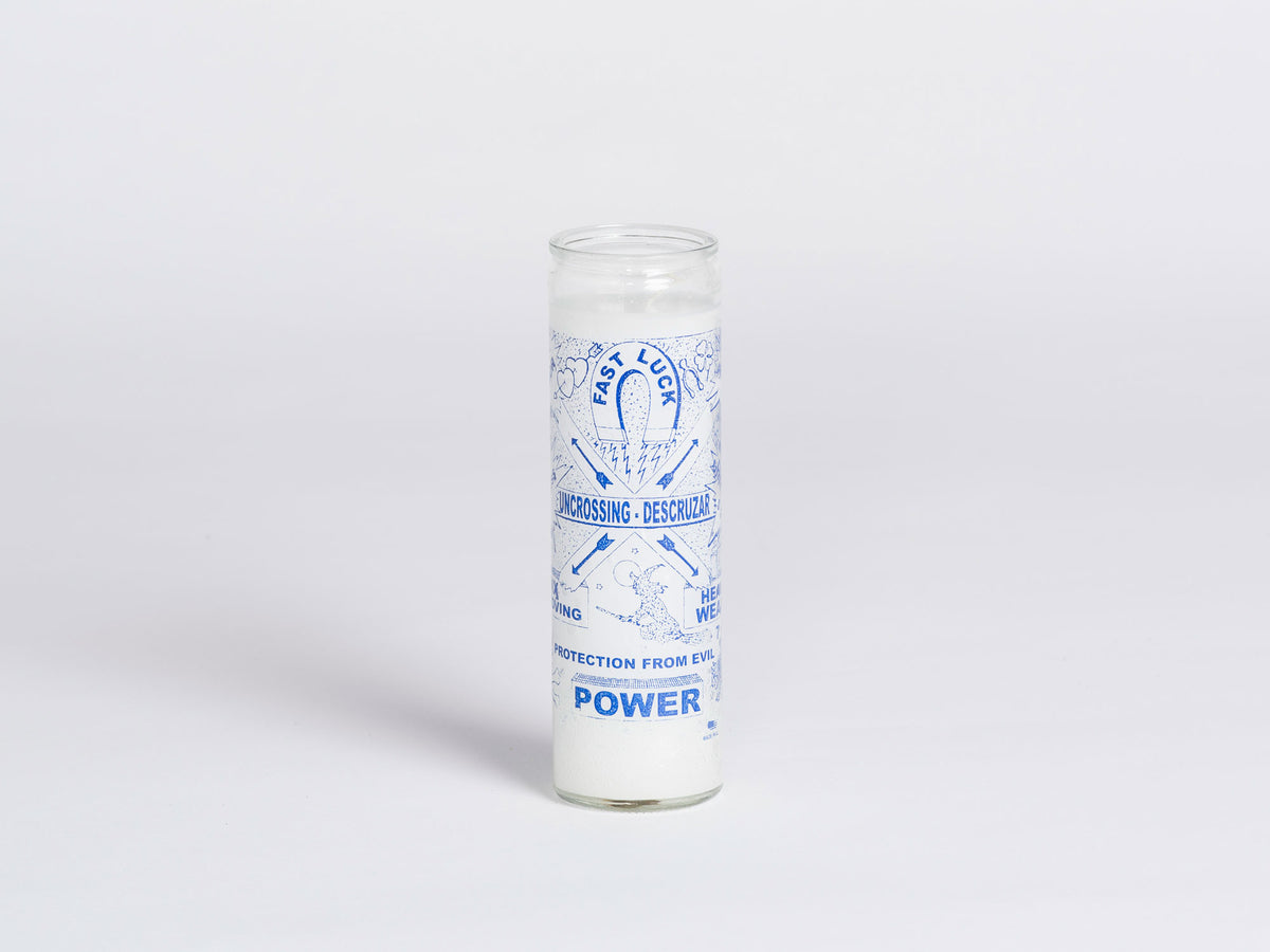 W PICO MIRACLE CANDLE - Uncrossing (White)