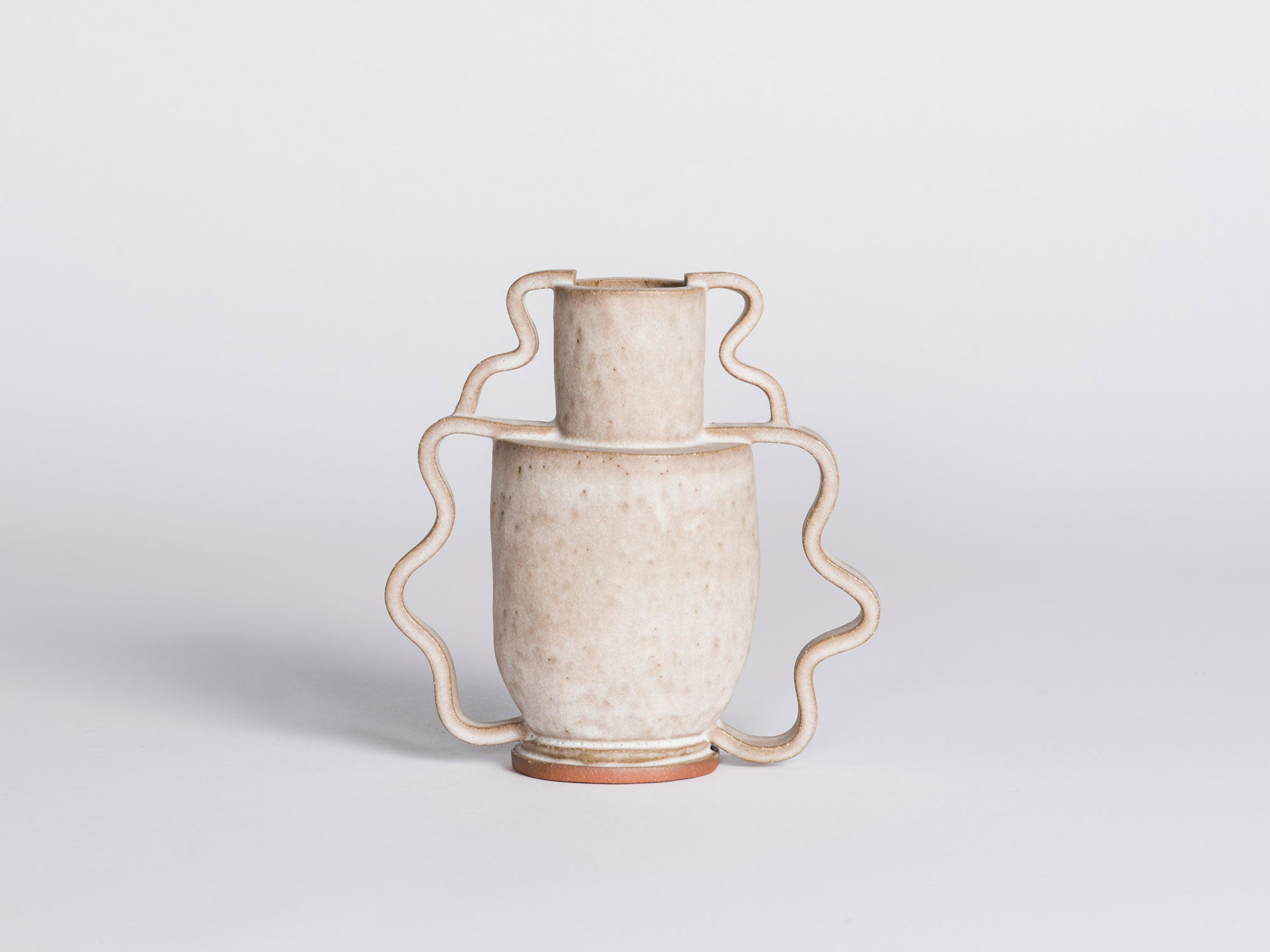 Morgan Peck Double Step Wiggle Vase