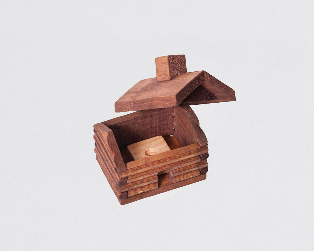 Paine's Cabin Incense Burner
