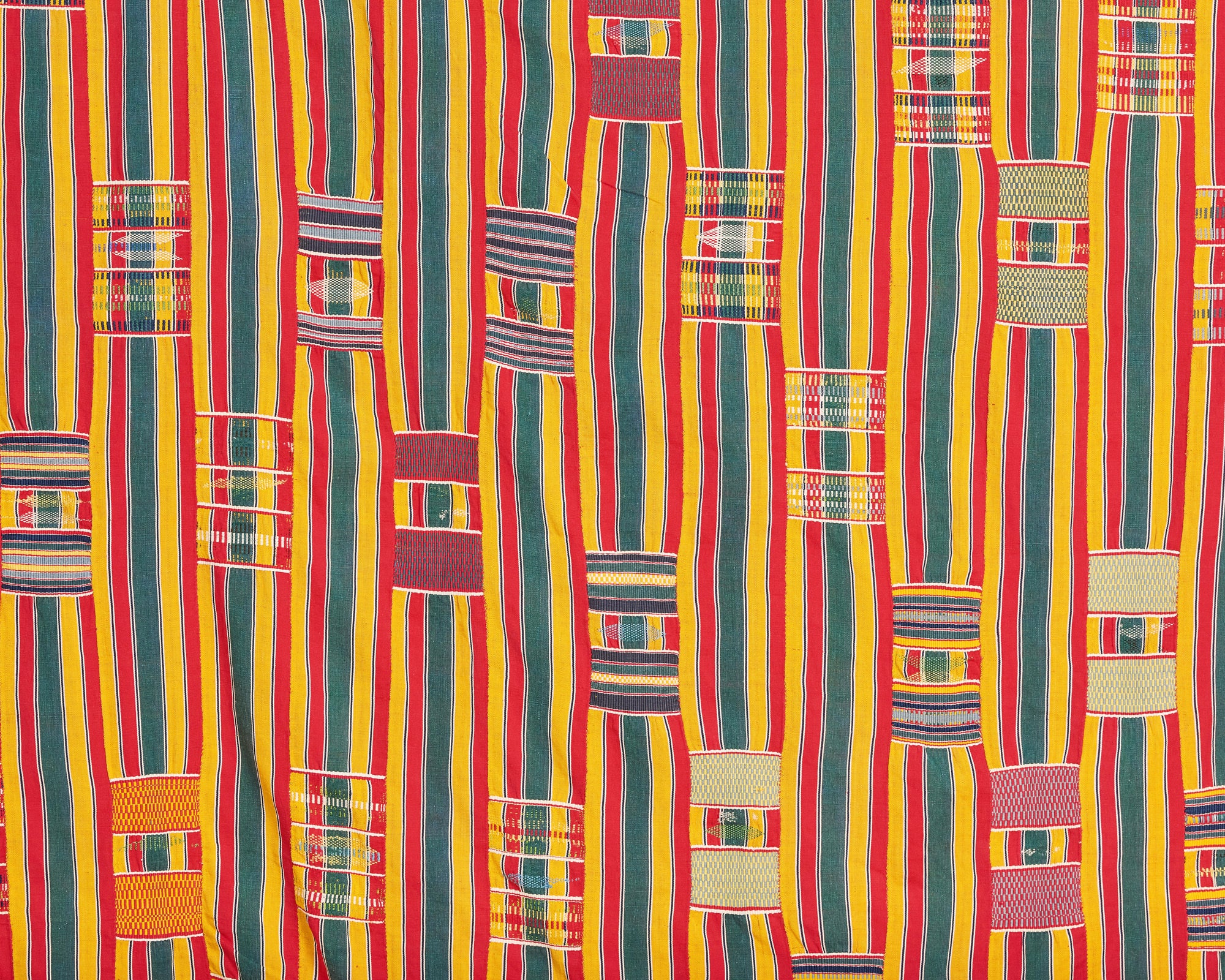 Ewe Kente Cloth 004