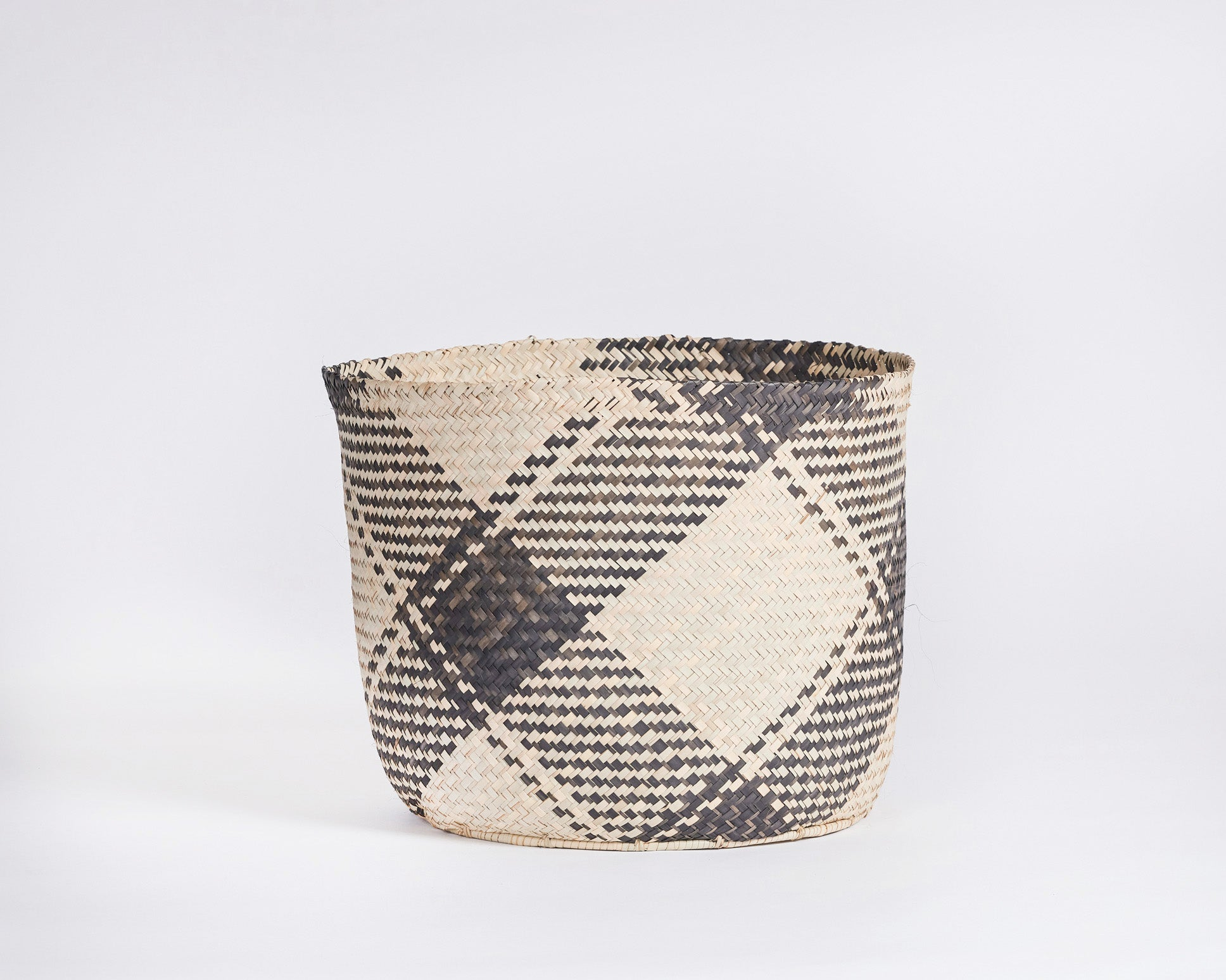 Laundry Tub - Houndstooth