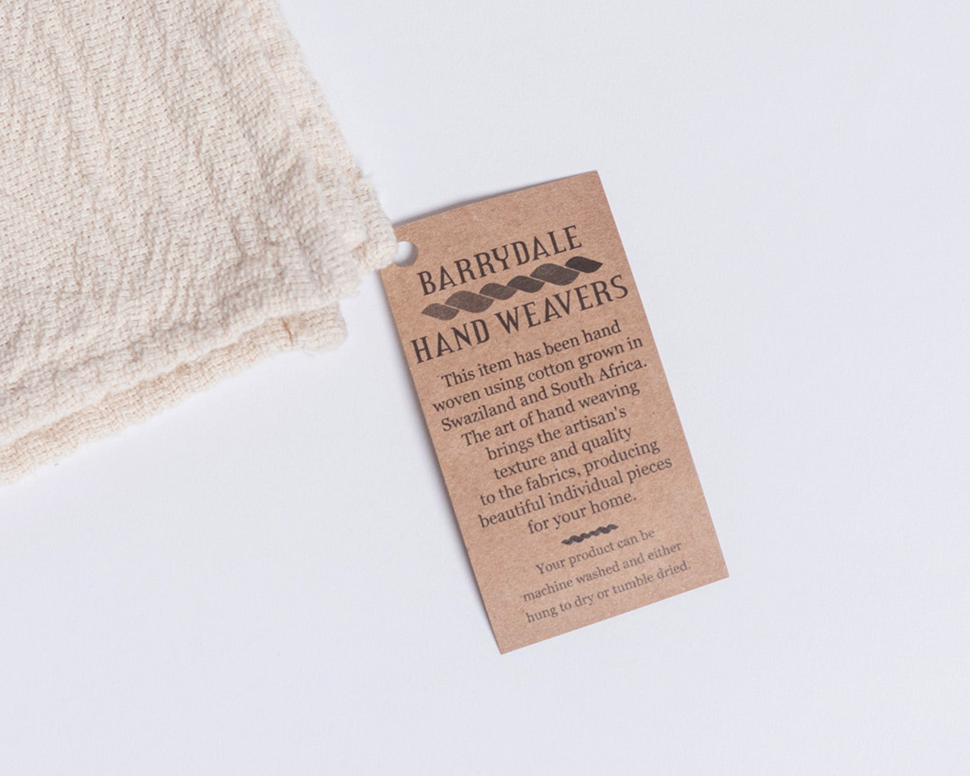 Barrydale Weavers Cotton Table Runner