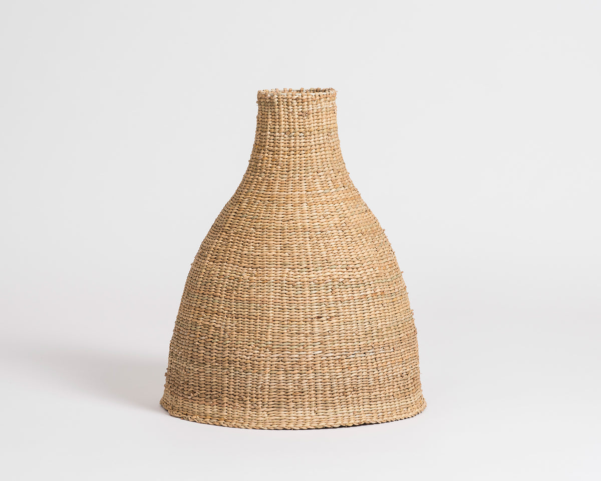 Xhosa Reed Lampshape - Bell