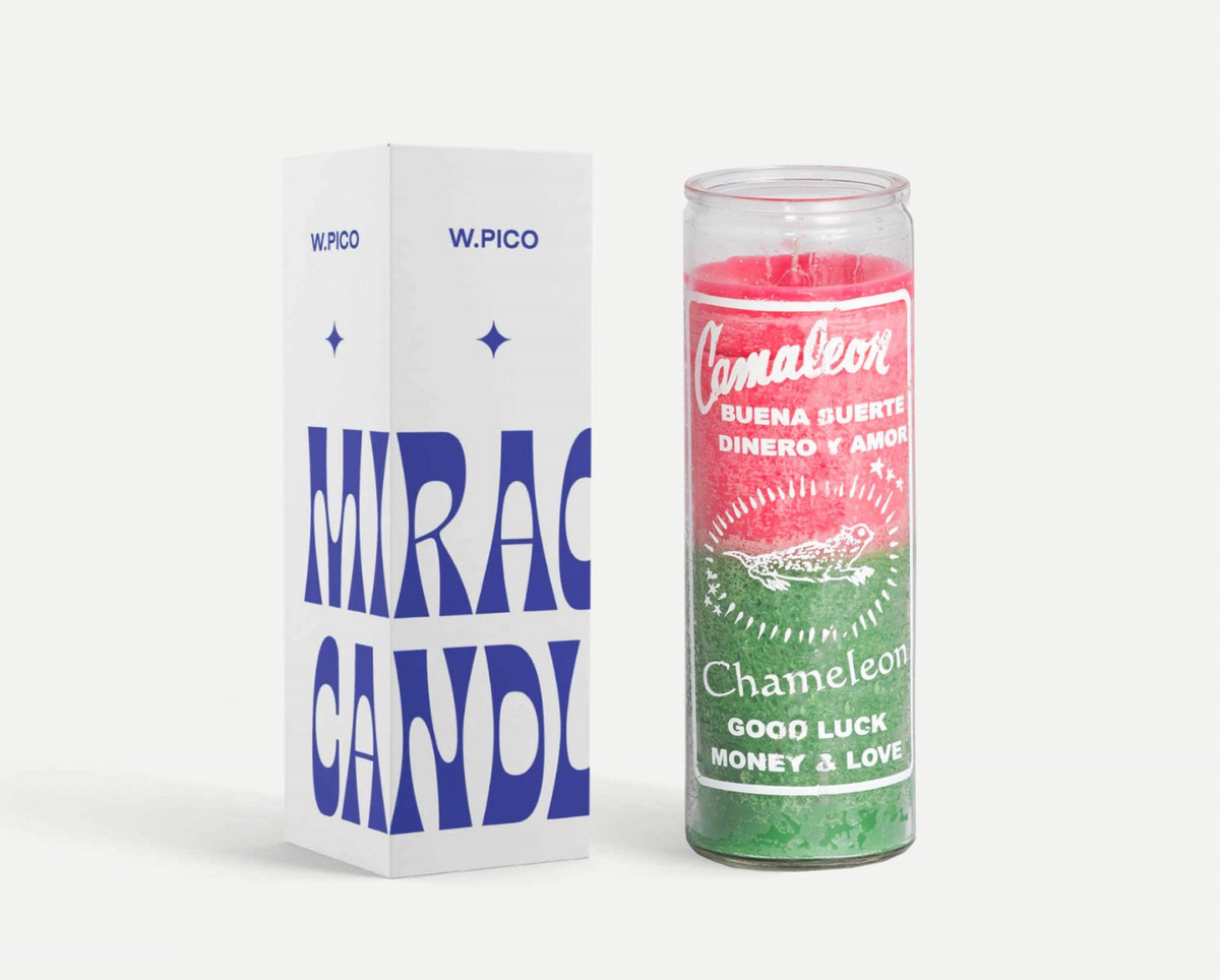 W PICO MIRACLE CANDLE - Chameleon