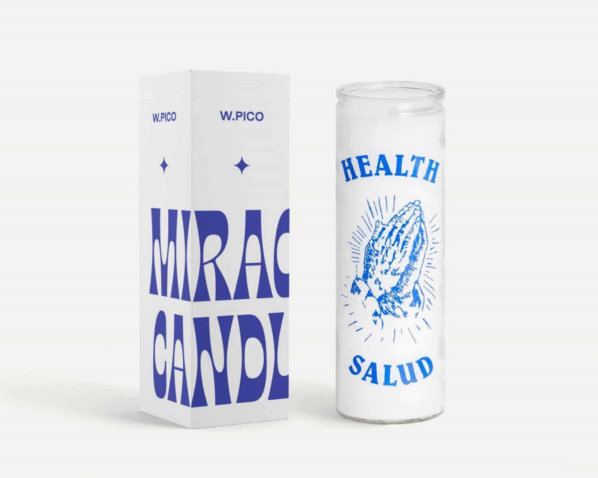 W PICO MIRACLE CANDLE - Health