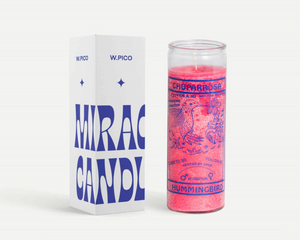 W PICO MIRACLE CANDLE - Hummingbird