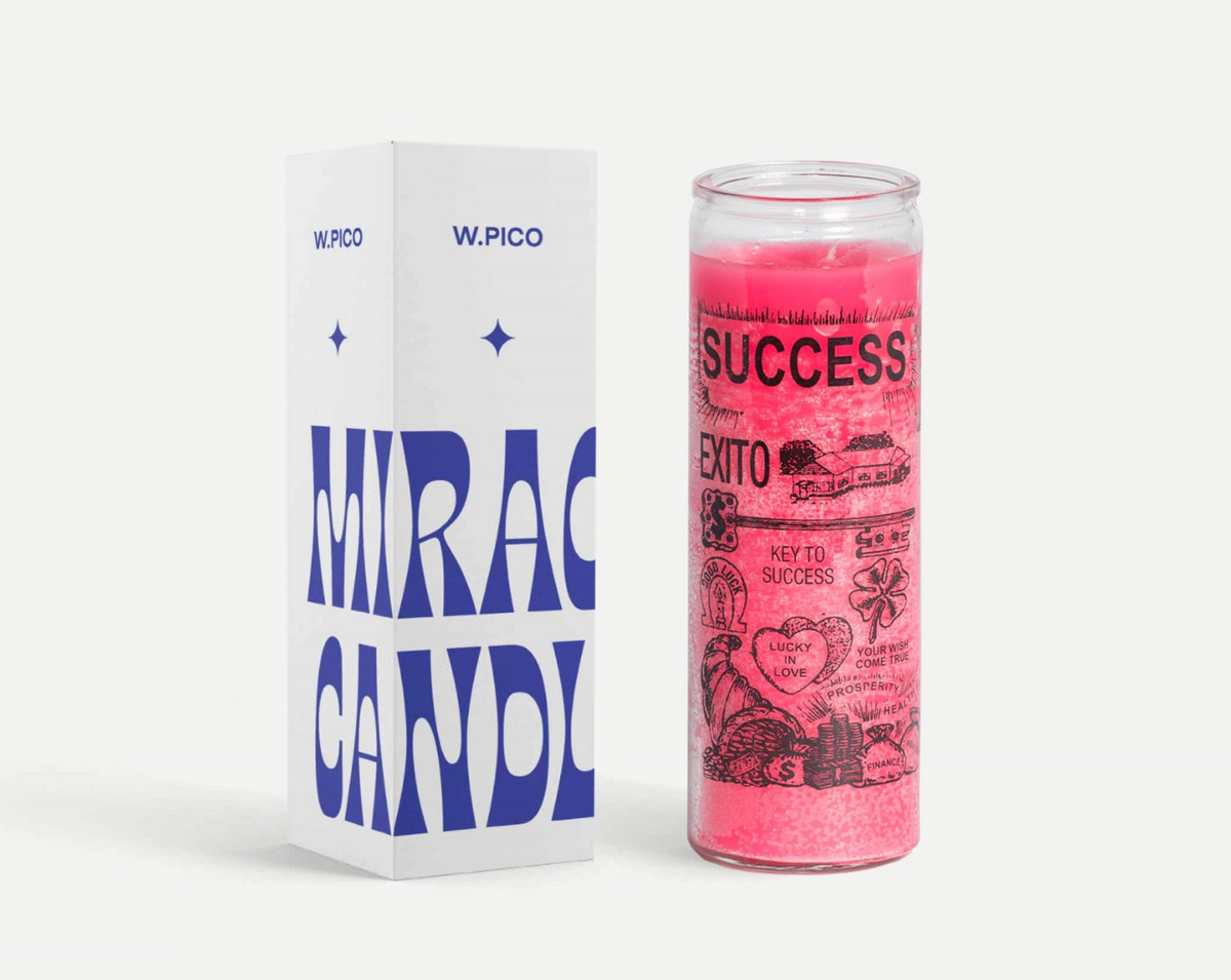 W PICO MIRACLE CANDLE - Success