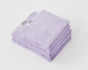 Tekla Organic Cotton Towel - Lavender
