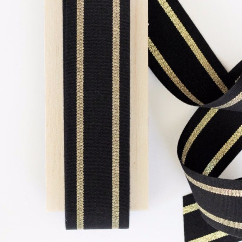 Striped Cotton Ribbons.