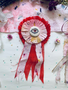 Eye on the Prize, Individual Ribbon Ornaments