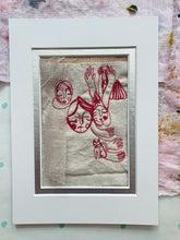 Load image into Gallery viewer, Unframed Free Motion Embroidery