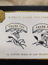 Load image into Gallery viewer, 'Thank You' Circus set