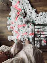 Load image into Gallery viewer, Recycled Pom Pom Garland