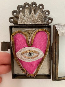 Pre Orders- (Made to Order) Tiny Heart Shrine