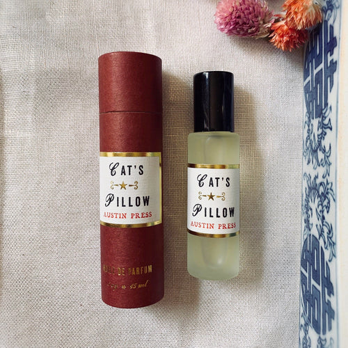 'Cat's Pillow' Roll on Perfume