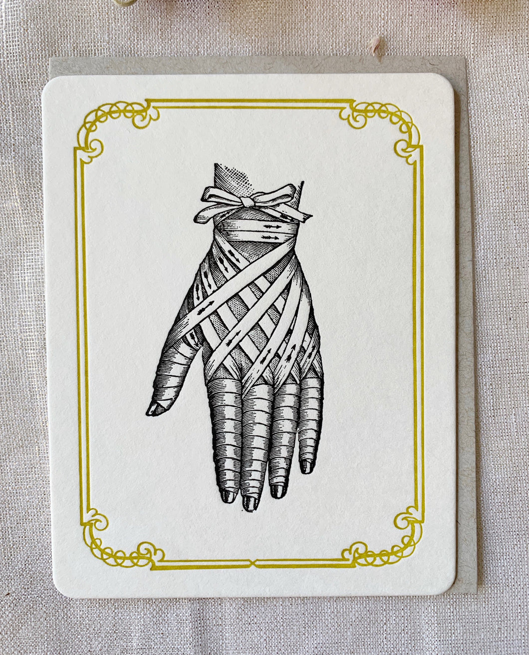 'Hand', Single Art Card