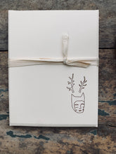 Load image into Gallery viewer, Forest Spirit, Foil Pressed Stationery Set (Made to Order)