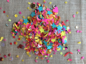 Parcel Party Confetti