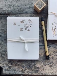 All Eyes on You, Foil Pressed Stationery Set