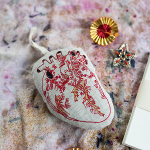 Anatomical Heart | Skippy + Parcel Gift Bundle