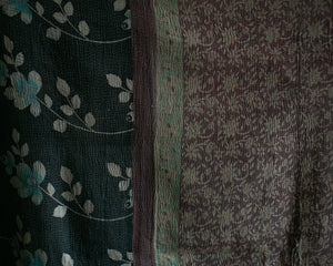Vintage Kantha Throw 3/11