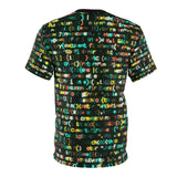 Limited Edition Code Master All-Over-Print T-Shirt - Shift+Alt+Paradigm Metaphysical Style & Supply