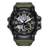 S Shock Military Watches Men LED Digtial Quartz Wristwatches. - Shift+Alt+Paradigm Metaphysical Style & Supply