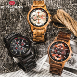 New Remzeim Wooden Watch For Men. - Shift+Alt+Paradigm Metaphysical Style & Supply