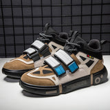 Imported Futuristic Streetwear Sneaker Shoes For Men**This Product Ships Via E-Packet & Arrives In 4- 21 Days - Average Delivery Time Is 10 Days** - Shift+Alt+Paradigm Metaphysical Style & Supply