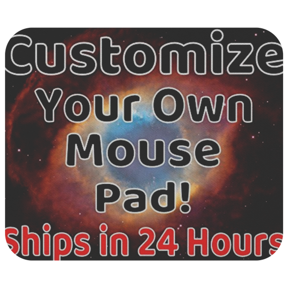 DIY Design & Print Personalized Mouse Pad - Shift+Alt+Paradigm Metaphysical Style & Supply