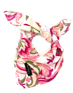 Jackie Paisleys Girl Scarf