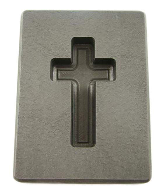 Cross & Heart Molds