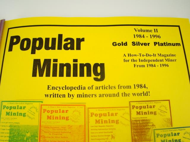 Popular Mining-Encyclopedia of Articles#2-Plans-DIY-Gold Prospecting History(H32