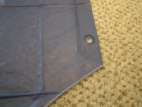 "32"" x 45"" Chemical Resistant Apron/Bib - Flux Melt Gold Silver Assay"