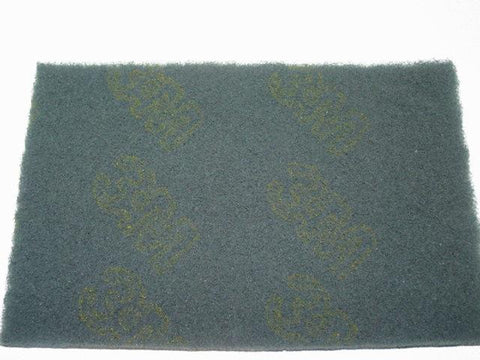 "Miners Moss 6"" X 9"" Fine Sluice Gold Dredge Mat-Black Sands Trap-Prospecting"