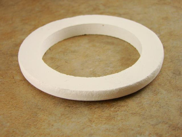 Ceramic Furnace Reducing Ring- 3-Kilo to 2 Kilo-Crucible Saver-Gold Melting-H22