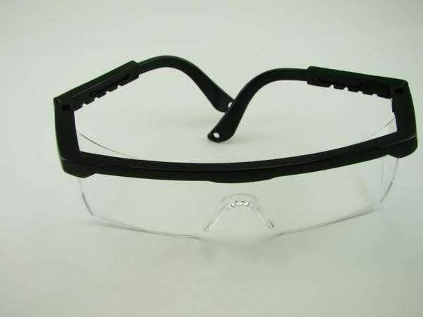 "Safety Glasses ""All Purpose"" Adjustable Temple Length-ANSI Z87.1 Certificate B25"