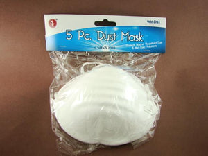 Drywasher Dust Mask Pack of 5 pcs Prospecting Nose Tab Disposable Particulate B7