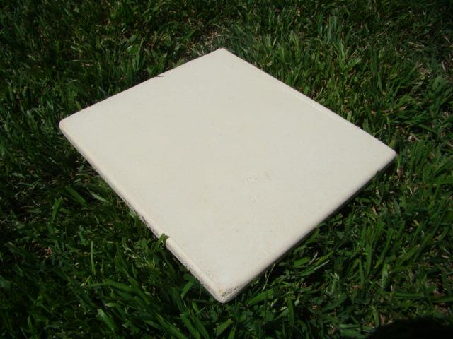 "High Temp Furnace Setter Plate 10"" x 10"" x 1/2"" Kiln-Gold-Smelting-Assay-Melting"